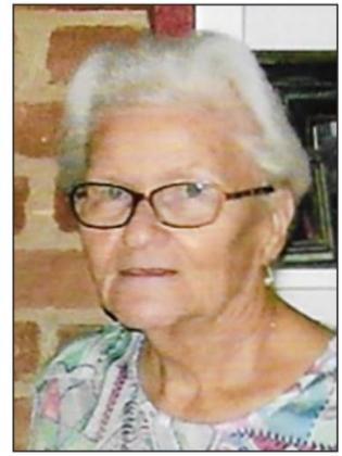 Betty Jackson February 9, 1936 - May 17, 2020
