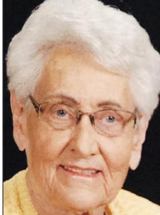 Gladys Pearl Swain