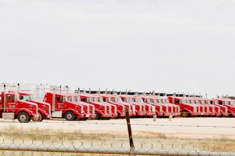 Halliburton Ceases Operations In Brownfield