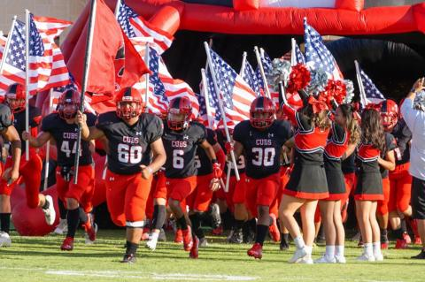 Brownfield football looks to bounce back on the road