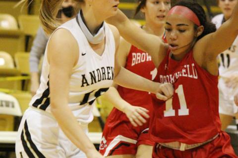 Lady Cubs bounce back from loss with a district win