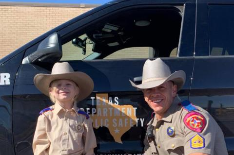 Local DPS Making A Difference in West Texas