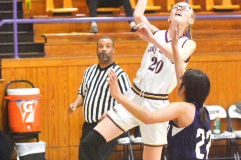 Lady Broncos win first Terry County matchup