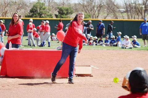 Terry County Youth Sports celebrates inaugural season with opening ceremony