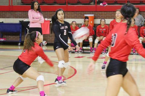 Lady Cubs defeat Lady 'Cats in four to remain unbeaten