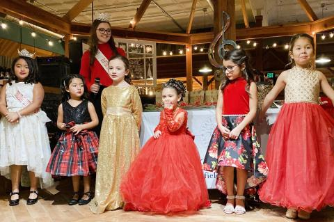 Congratulations to the 2020 Holiday Little Miss Pageant
