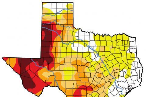 Drought Summary for January 5, 2021