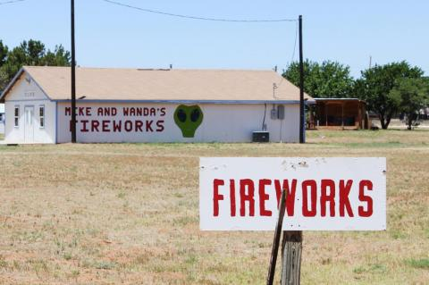 County Allows The Sale and Use Of Fireworks