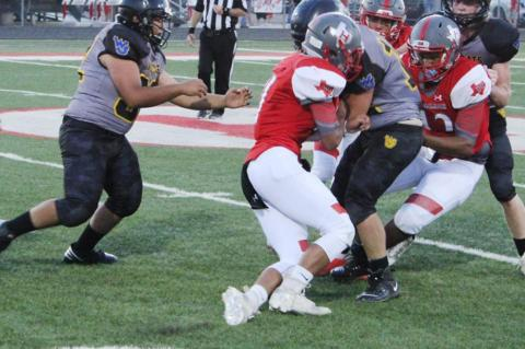 Wildcats are hoping 2nd game is key to the season