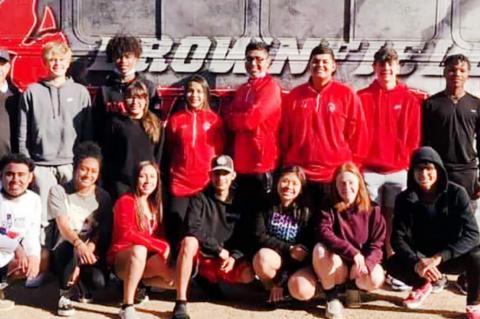 Brownfield tennis enjoys success at latest tournament
