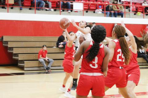 Lady Cubs hold off Lady Raiders