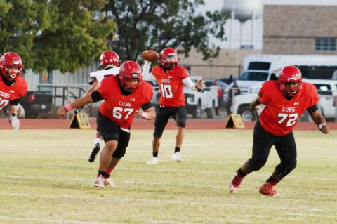 Cubs host Mustangs with playoff hopes alive