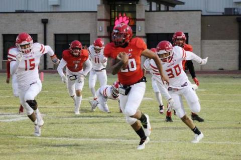 Cubs football forfeit district finale