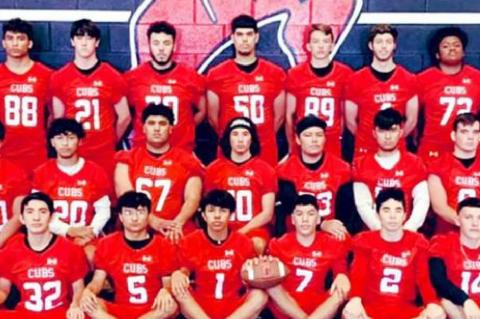 CUBS LOOK FORWARD TO DISTRICT