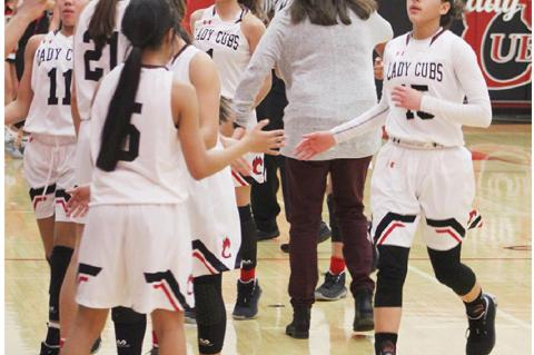 Lady Cubs shun the #4 Fillies, Cubs fall