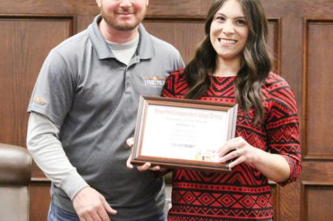 BISD Campus Employees of the Month