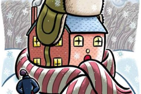 7 cheap ways to weatherize your home this winter