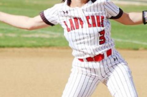 Lady Cubs softball selected to 1st and 2nd All-District teams