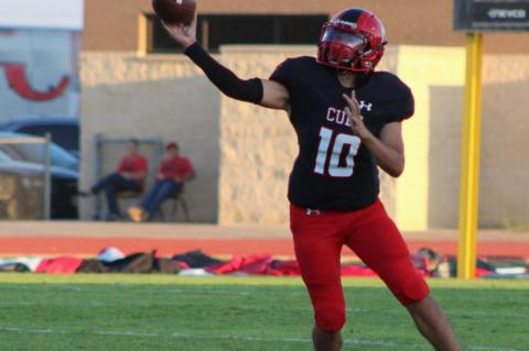 Cubs football drop home opener to Chieftains