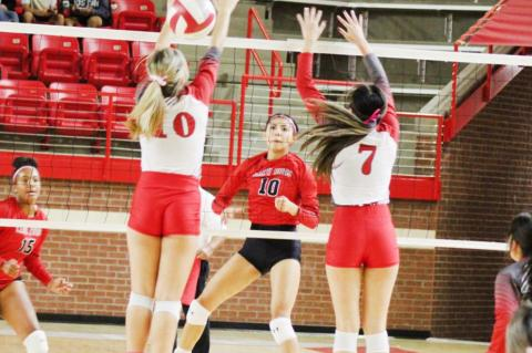 Lady Cubs sweep Fillies on the road