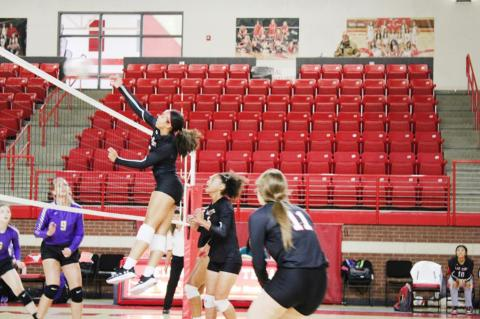 Lady Cubs volleyball finish fifth in Fillies tournament