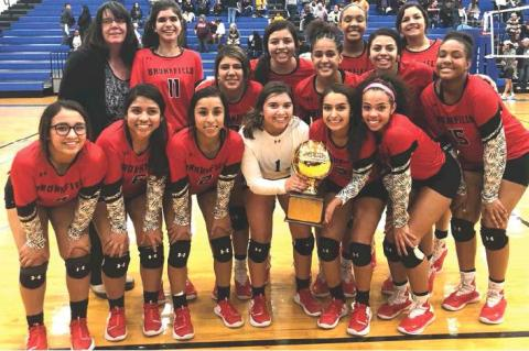 Lady Cubs earn Gold Ball