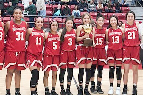 LADY CUBS ARE AREA CHAMPS
