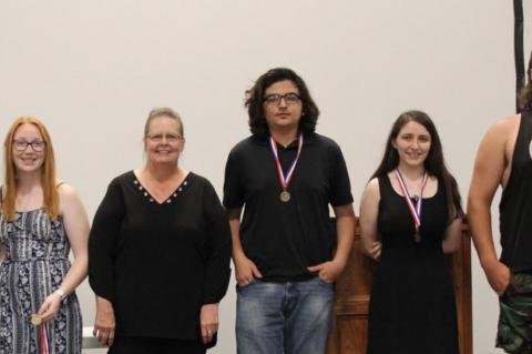 Meadow ISD Awards
