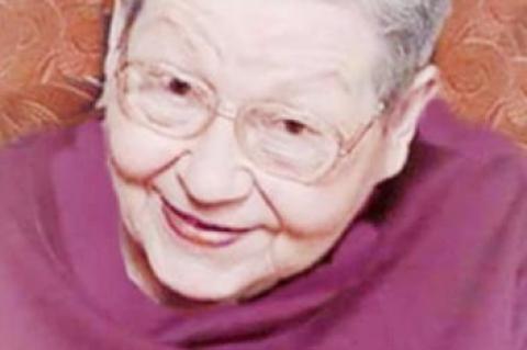 Eula Merle Cretsinger Bloodworth
