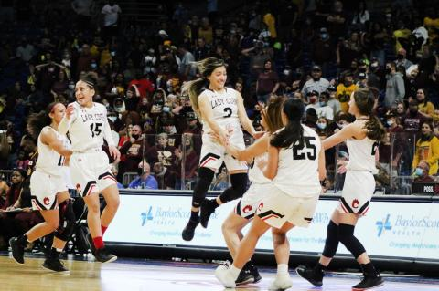 Lady Cubs clinch 3A Championship in overtime