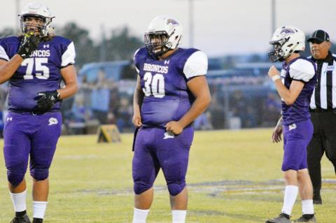Broncos looking for second district win