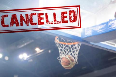Sporting events canceled due to weather