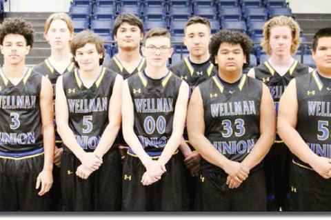 Wellman-Union Wildcats