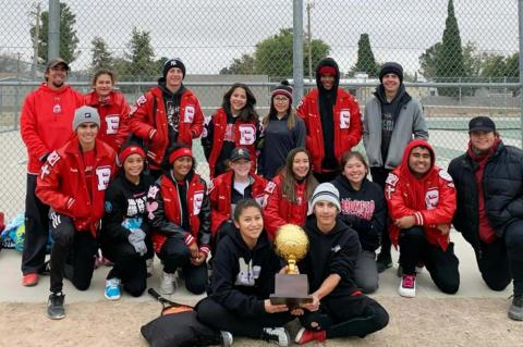 Cubs tennis wins 4A Bi-District championship