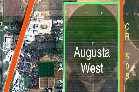 "County Commissioners approve ""Augusta West"""