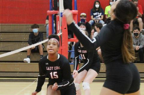 Lady Cubs tied in district after win over rival DC