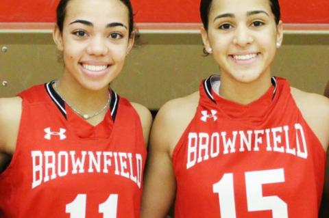 Brownfield Lady Cubs basketball