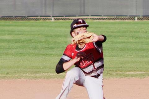 Cubs offense falters to Mustangs at home
