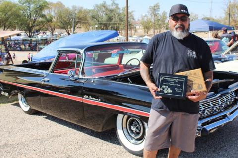 Car Show Winners