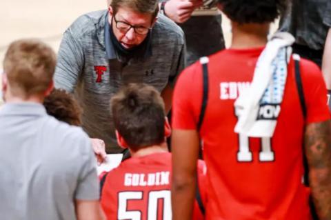 Red Raiders name Adams Head Coach