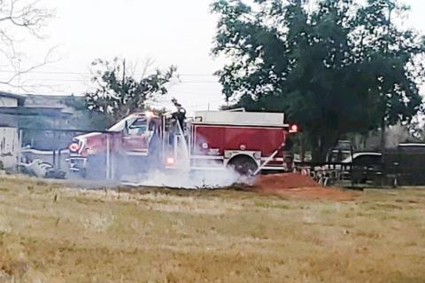 The Brownfield Fire Department