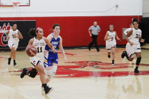 Lady Cubs open season with a big win