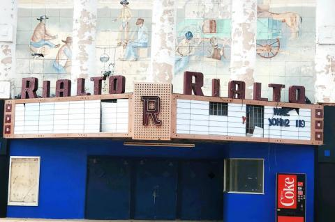BIDCorp buys Rialto with plans to improve venue