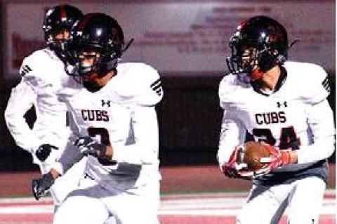 Cubs look for first district win