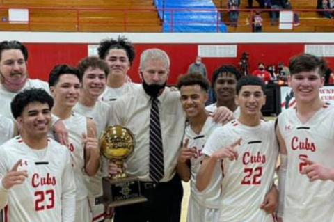 CUBS WIN DISTRICT TITLE