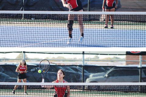 Brownfield Tennis advances to play-offs