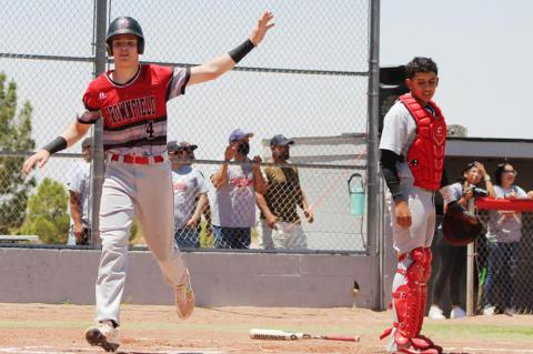 Cubs fall in extra innings to Coyotes