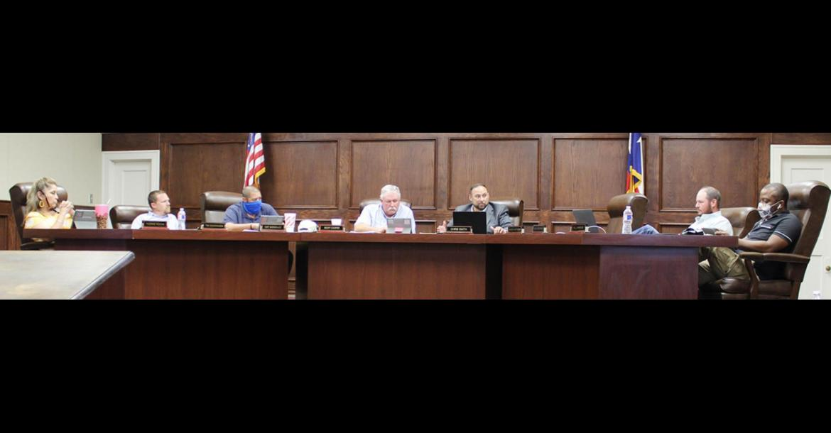 BISD Board discusses budget,